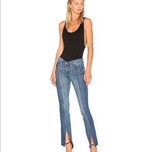 Blank NYC Miss Matched Shadow Seem Skinny Jean 28